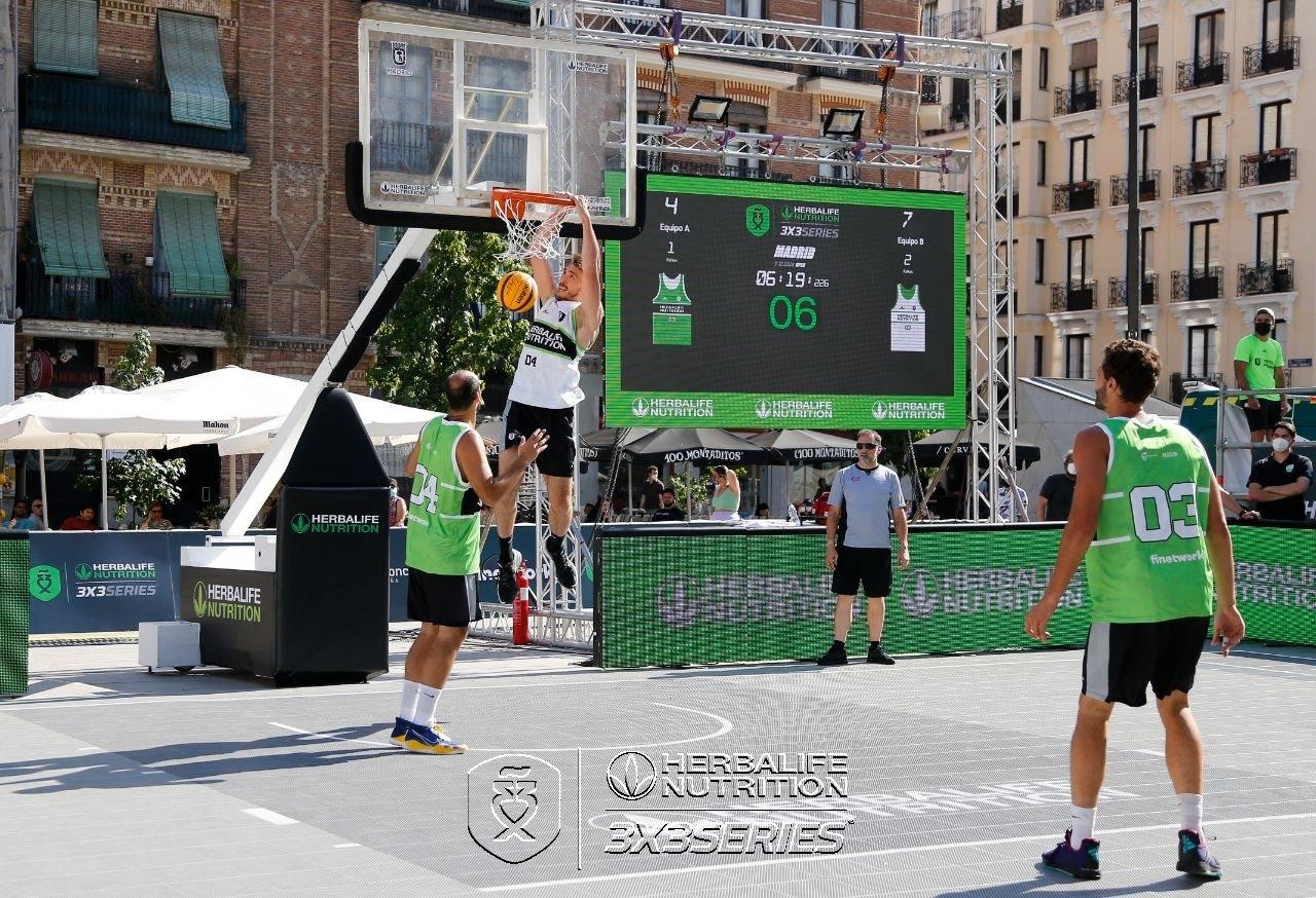 Herbalife 3x3 Series MADRID OPEN 2021