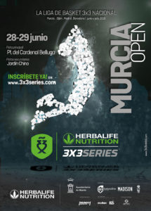 Cartel Open Murcia