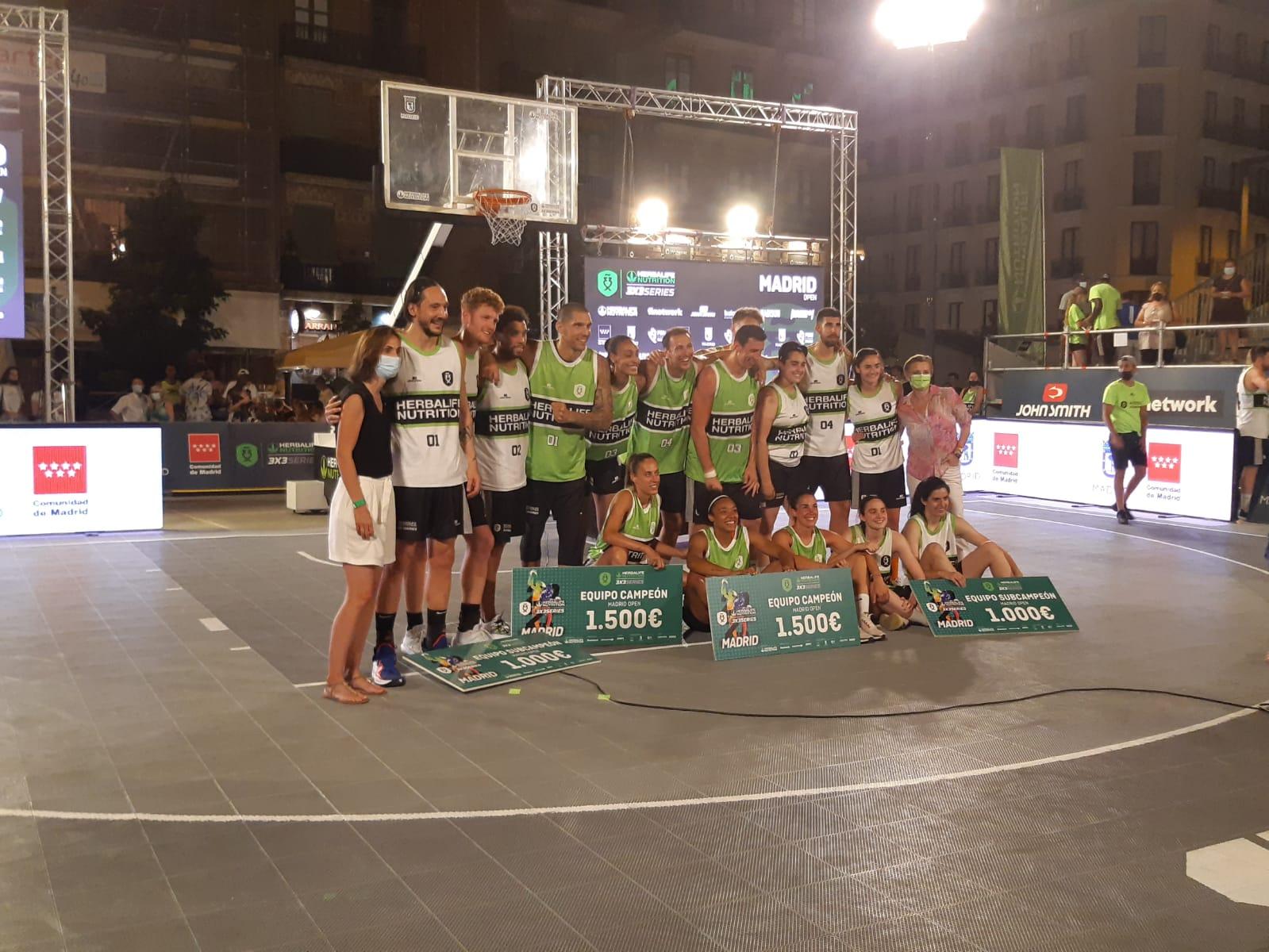 Ganadores Madrid Open
